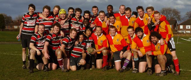 Old Boys Sports Day - Rugby 2010
